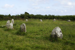 part of a prehistoric stone circle